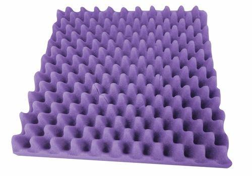 Almofada Caixa de Ovo Espuma Quadrada D-20 (40 x 40 x 6 cm) - BioFlorence