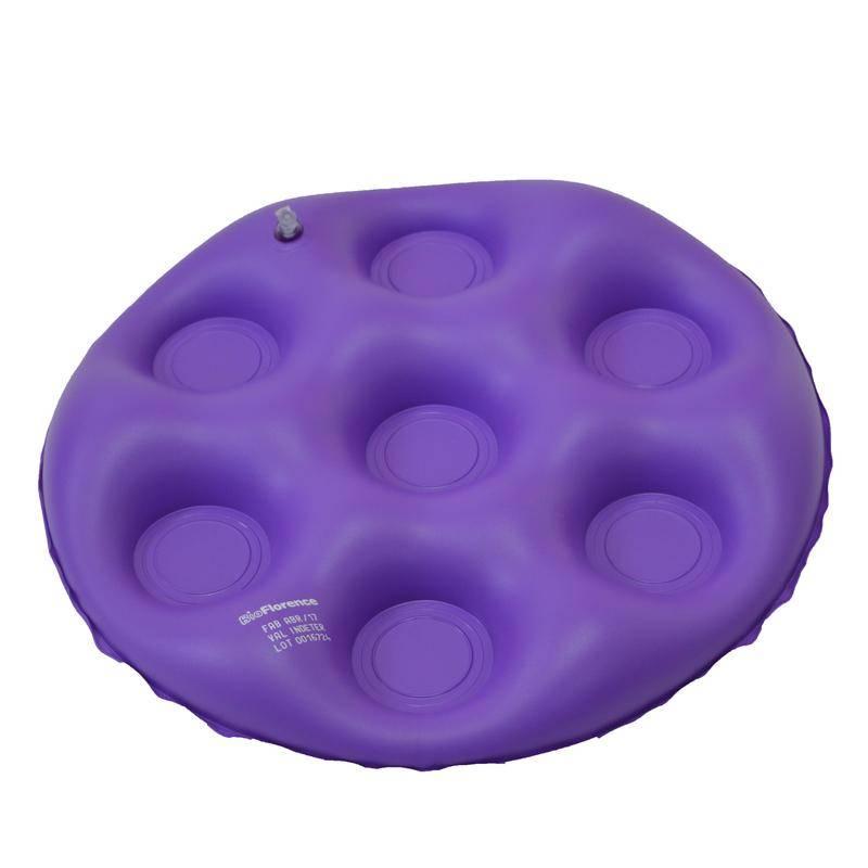Almofada Caixa de Ovo Inflável Redonda - BioFlorence