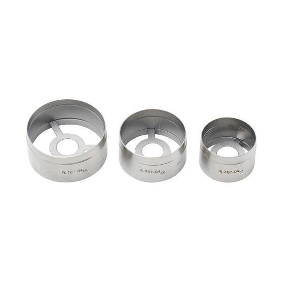 Areolótomo 3 Peças 30, 36 e 42 mm (R-767-04-3) - Richter