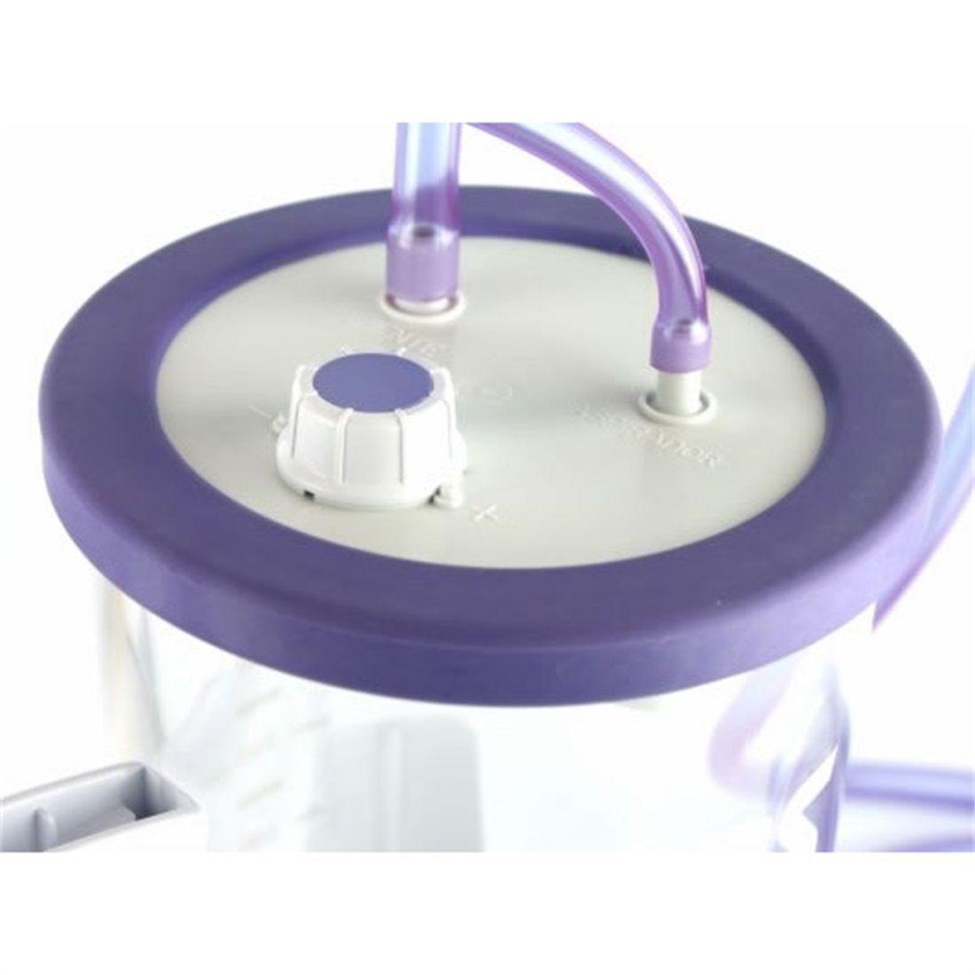 Aspirador De Secreção Aspiramax 1,3 Litros Bivolt MA520-60 - NS