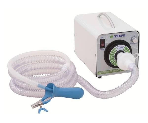 Aspirador de Vapores e Fumaça Com Filtro Viral AV1000 - Medpej