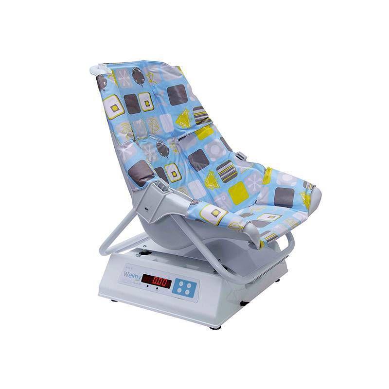 Balança Digital Pediátrica Com Cadeirinha 109-e Confort - Welmy