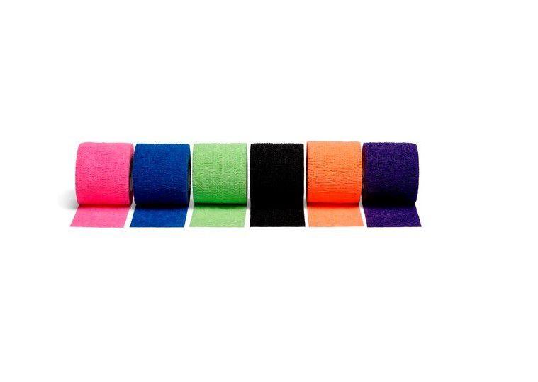 Bandagem Elastica Coban 50 Mm X 4,5 Mt  Ref.1582B - 3M Do Brasil (COLORIDO)