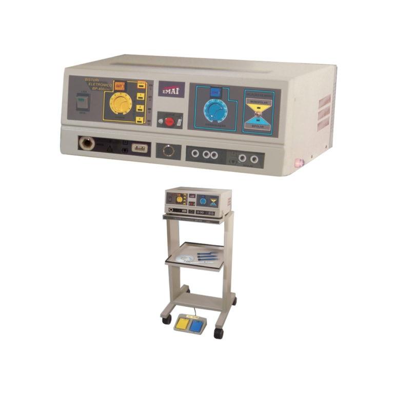 Bisturi Eletrônico de Alta Frequência BP-400 Plus - Emai  - Cirurgica Passos