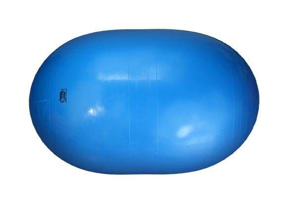 Bola de Fisioterapia Feijão Carci Bean 70 x 106 cm Azul Ref. RL.02.70 - Carci