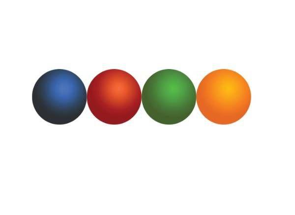 Bola Exercitador de Mãos Liso 5 cm BL.03.BL - Carci