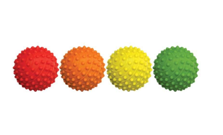 Bola Exercitador Para Mãos Com Cravos Pequenos 5 cm Ref. BL.03.CR/P - Carci