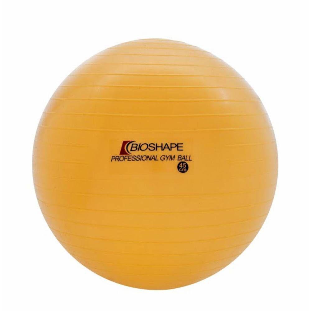Bola Para Cinesioterapia 45Cm Amarela - Bioshape
