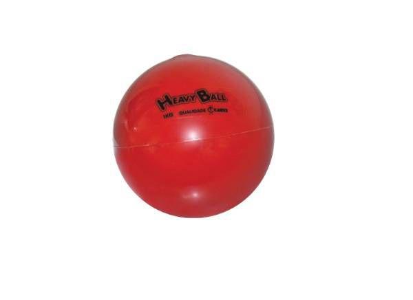Bola para Exercícios com Peso Heavy Ball 1 kg Ref. BP.01 - Carci