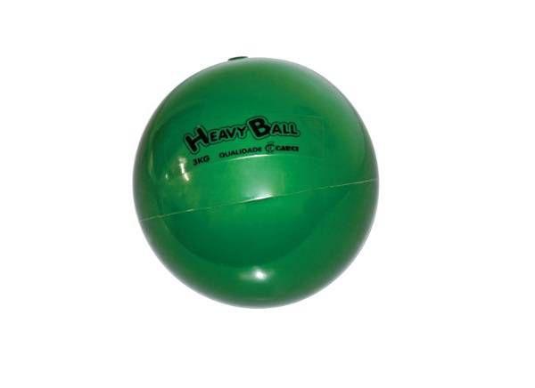 Bola para Exercícios com Peso Heavy Ball 3 kg Ref. BP.03 - Carci
