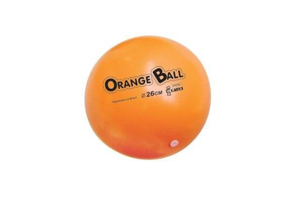 Bola para Exercicios Orange Ball 26 cm Ref. BL.01.26 - Carci