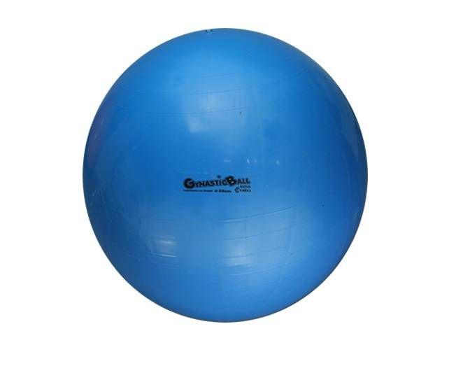 Bola Suiça para Exercicios e Pilates Gynastic Ball 85 cm Azul Ref. BL.01.85 - Carci