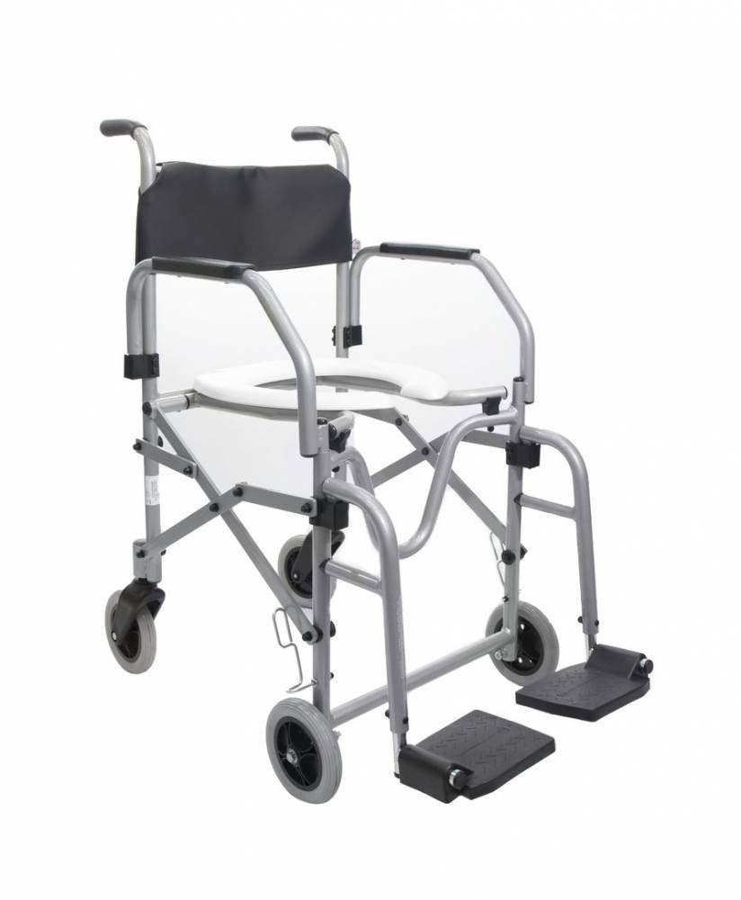 Cadeira De Banho Alumínio Dobrável - Jaguaribe