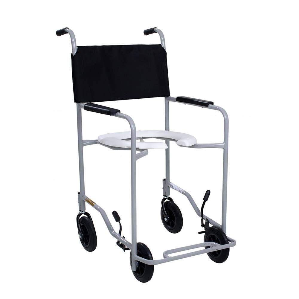 Cadeira de Banho Com Suporte Para Comadre Modelo 201 ESCAM - CDS