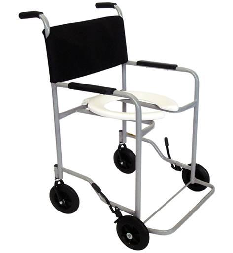 Cadeira De Banho Fixa 201-Semi-Obeso 100Kg - CDS