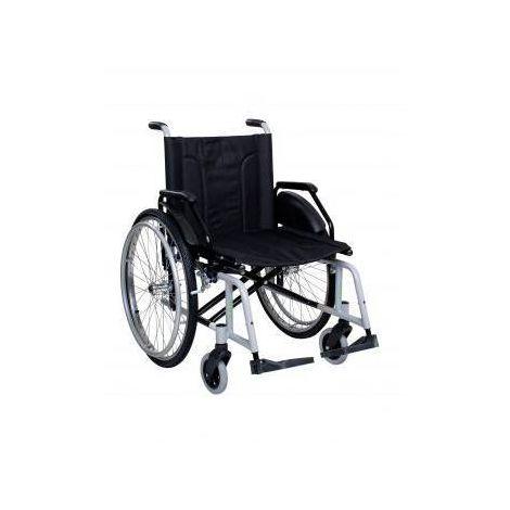 Cadeira de Rodas Pneu Inflável Obeso até 120 Kg 505-CDS