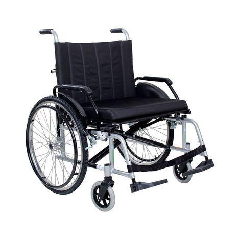 Cadeira de Rodas Pneu Inflável Obeso até 150 Kg 66cm Max Obeso Cds