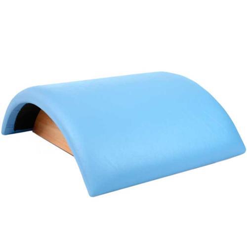 Caixa meia Lua para Pilates Azul