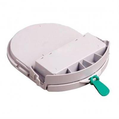 Cartucho Adulto Com Bateria e Pás Para Desfibrilador DEA Samaritan Pad