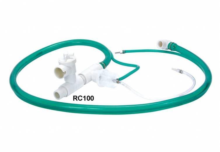 Circuito Simples Para Respirador Bird Mark 7 RC100 - Unitec