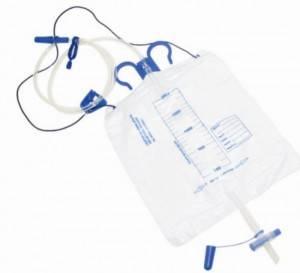 Coletor de Urina Sistema Fechado 2 litros