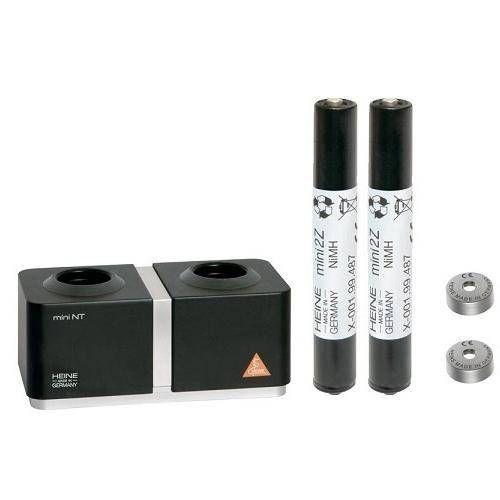 Conjunto de carregador de Bateria Mini NT para linha Heine Mini 3000 2,5V- Heine