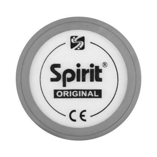 Diafragma Adulto Cinza C/ Anel P/ Estetoscópio Professional - Spirit