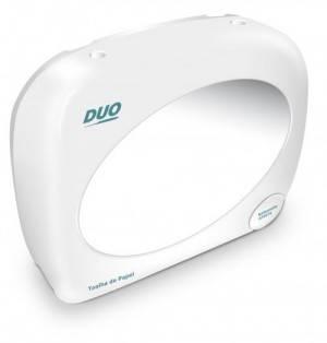 Dispensador Duo 10.04 P/ Papel Toalha e Sabonete Líquido 2 em 1