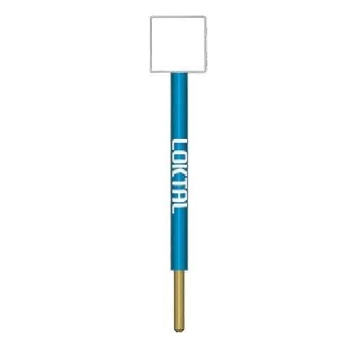 Eletrodo Alça Quadrada Reto - 10mm x 10mm x 50mm ACEL0014 Wavetronic