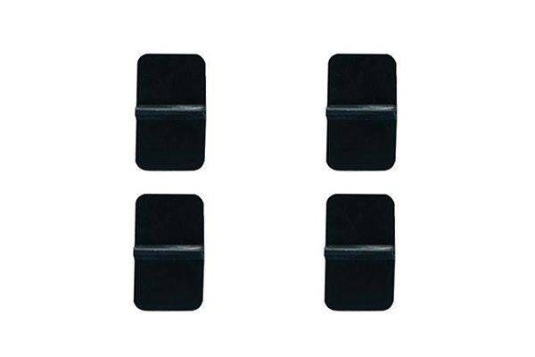 Eletrodo de silicone (envelope com 4 unidades) - Carci