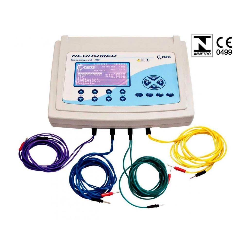 Eletroestimulador Neuromuscular Diadinâmicas Neuromed 4080ES - Carci