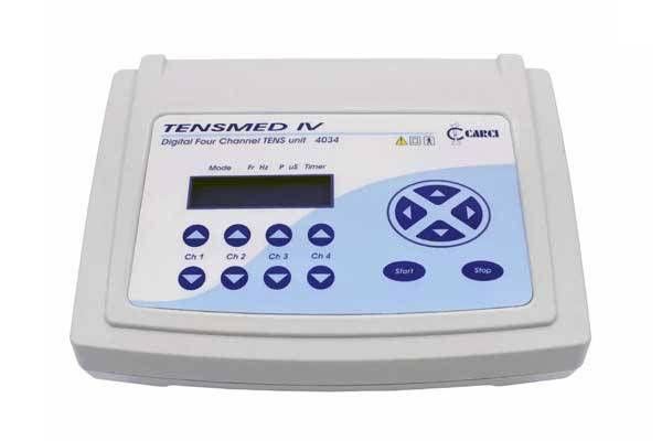 Eletroestimulador Tens 4 Canais Tensmed IV 4034ES - Carci