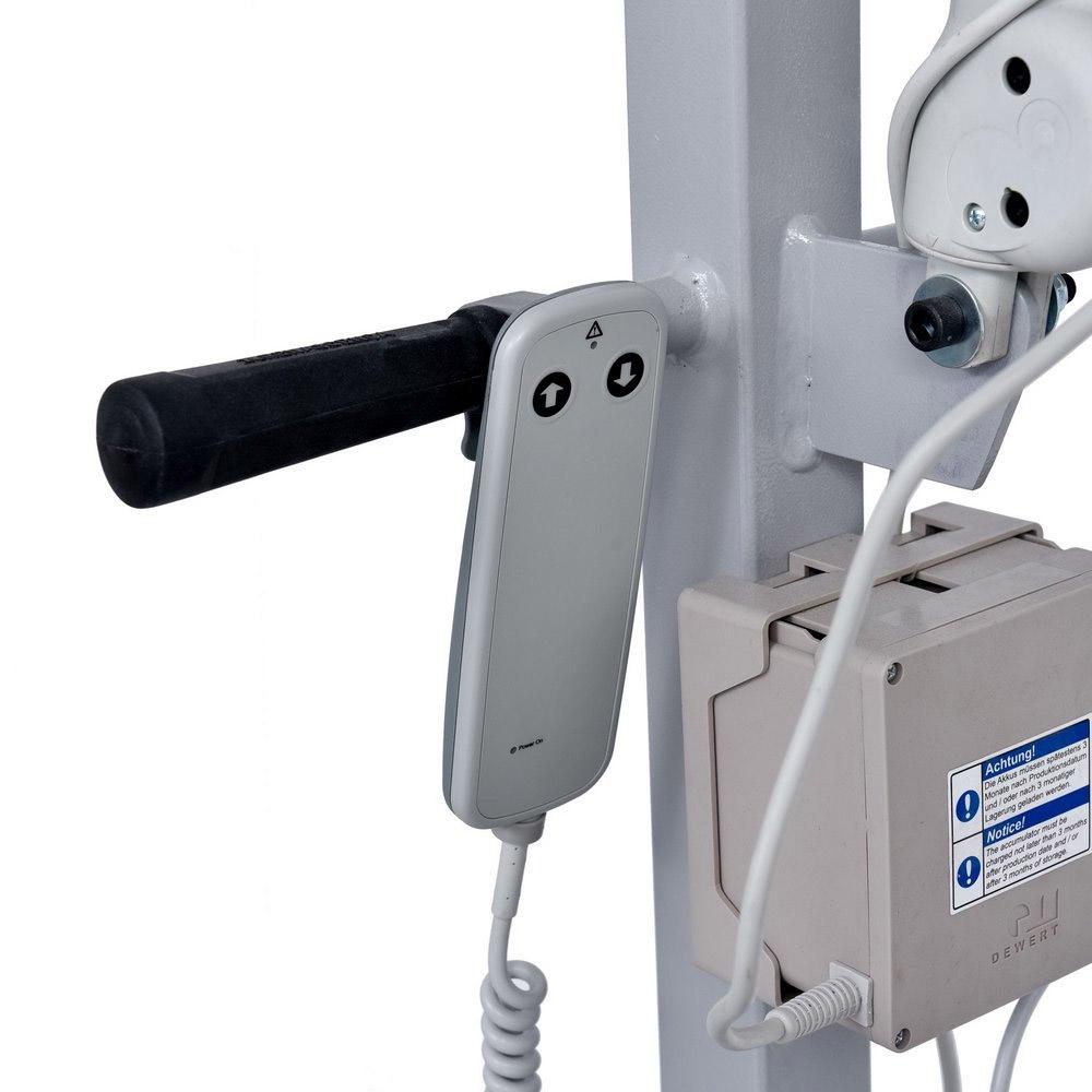 Elevador Elétrico Para Transferência de Pacientes (Transfer) - SLT