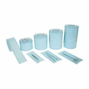 Embalagem em rolo Tubular 12 x 100 mt. para esterilização - Sispack