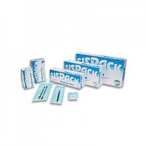 Envelope para esterilização Auto Selante 19 x 37cm pct. c/ 200un - Sispack