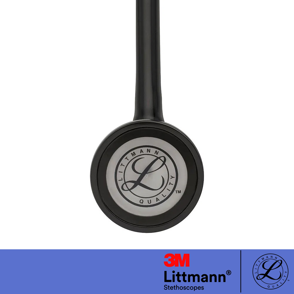 Estetoscópio Littmann Master Cardiology 2160 Preto - 3M