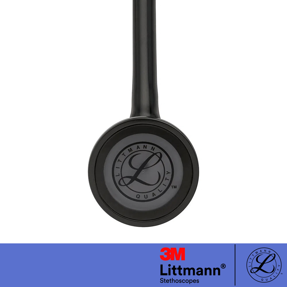 Estetoscópio Littmann Master Cardiology 2161 Black Edition - 3M