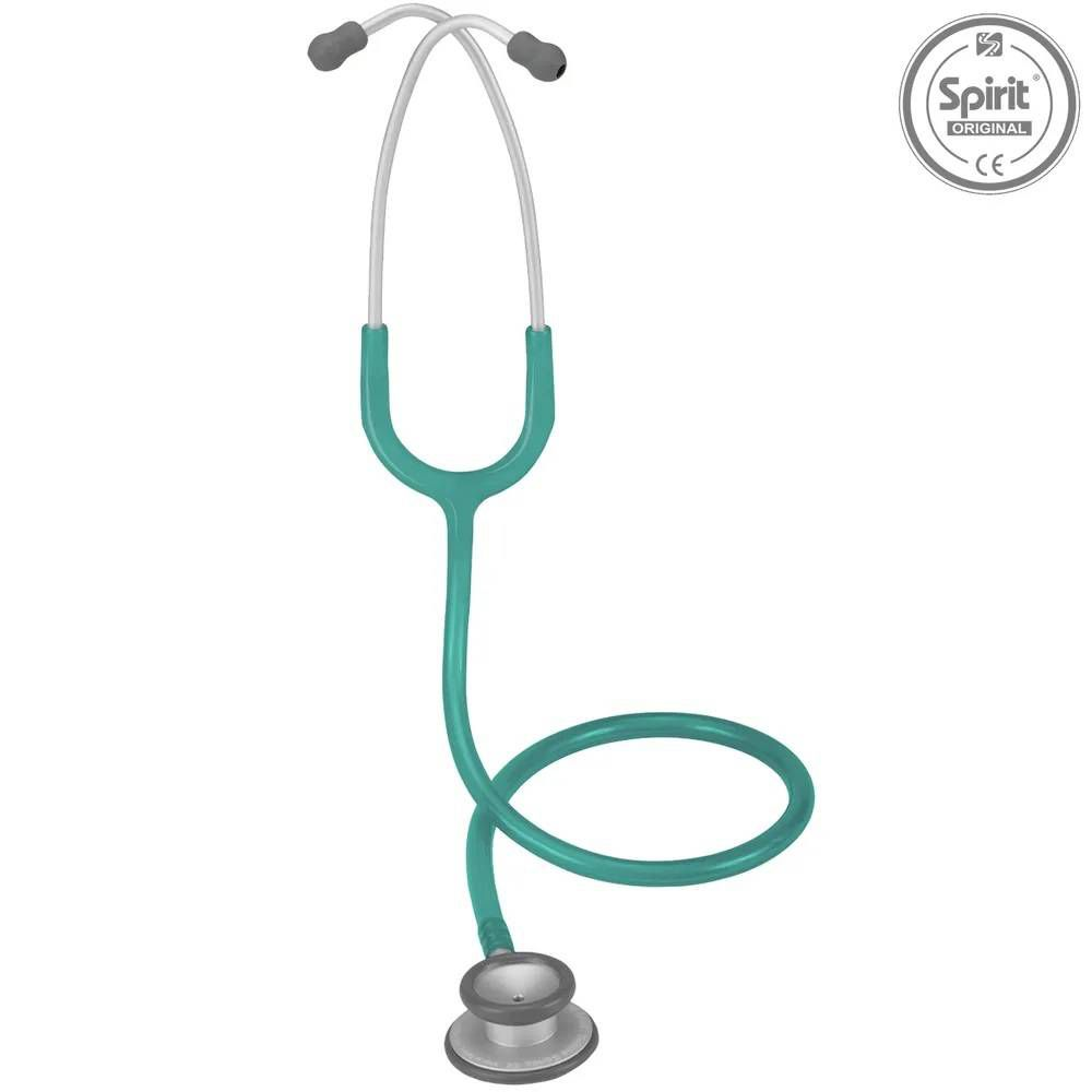 Estetoscópio Pro-Lite Adulto Verde Perolizado - Spirit