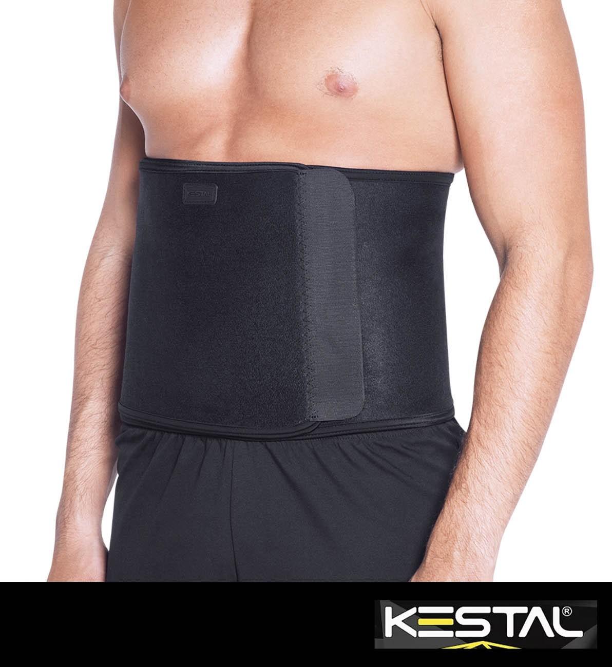 Faixa Abdominal Pós Cirúrgica (KSN014) - Kestal