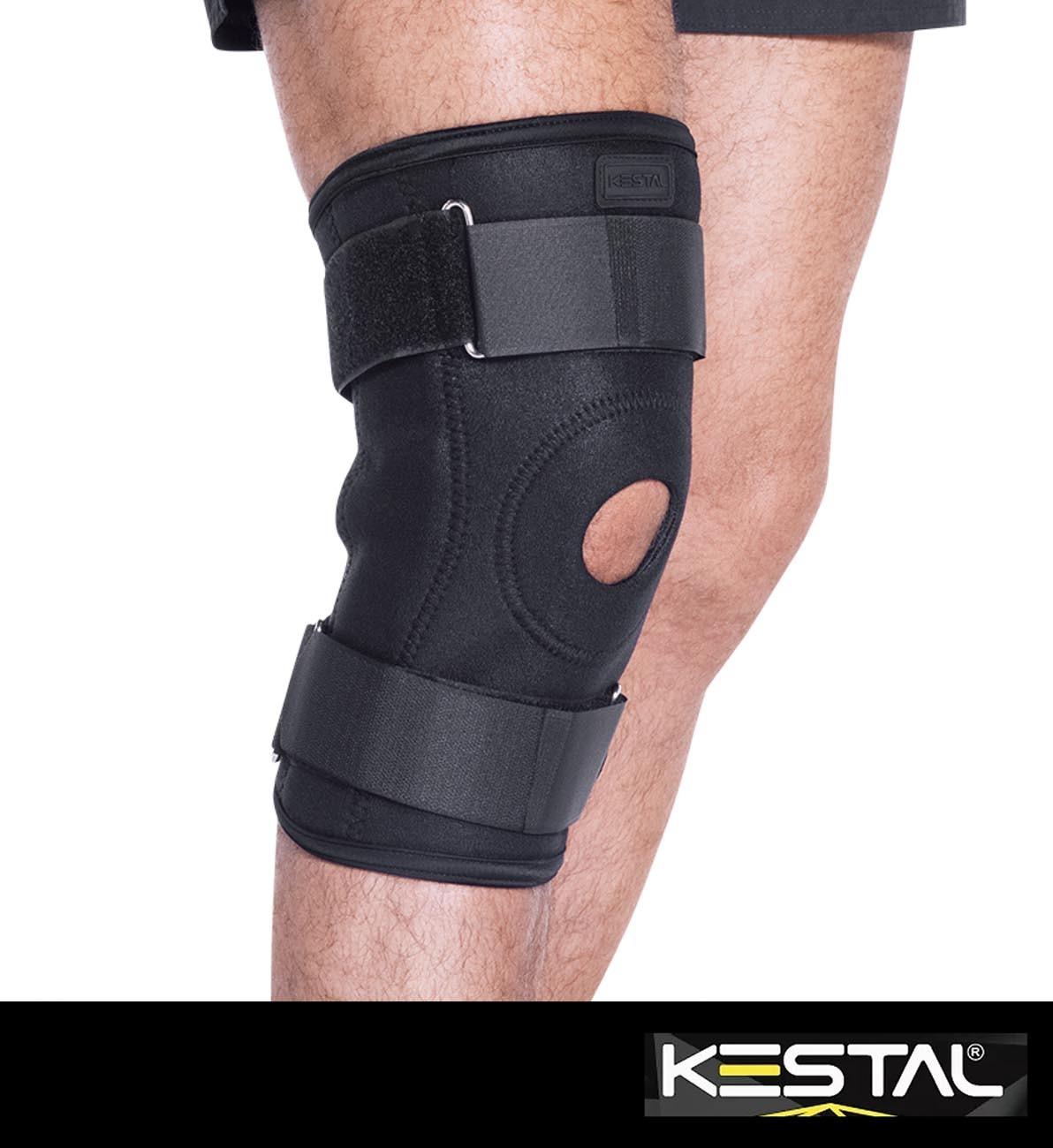 Joelheira Articulada Ajustável (KSN004) - Kestal
