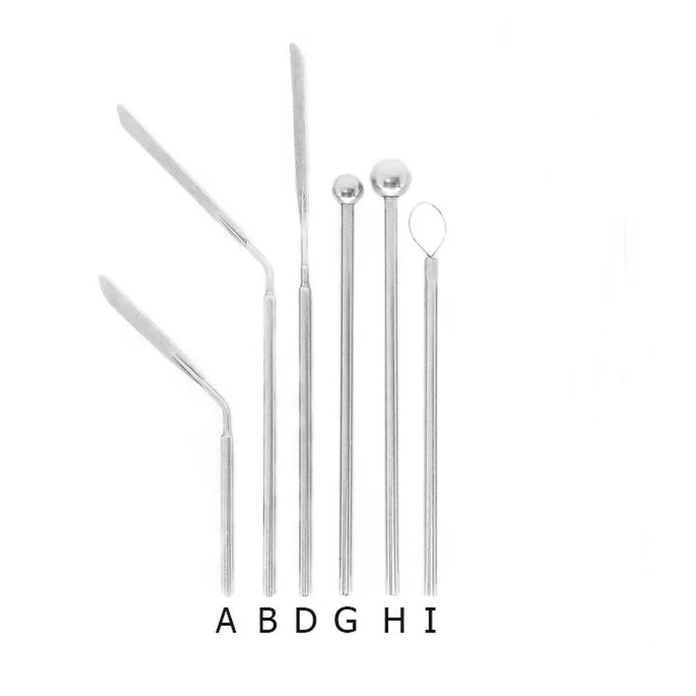 Kit Eletrodos Cirúrgicos II Com 6 peças - Emai