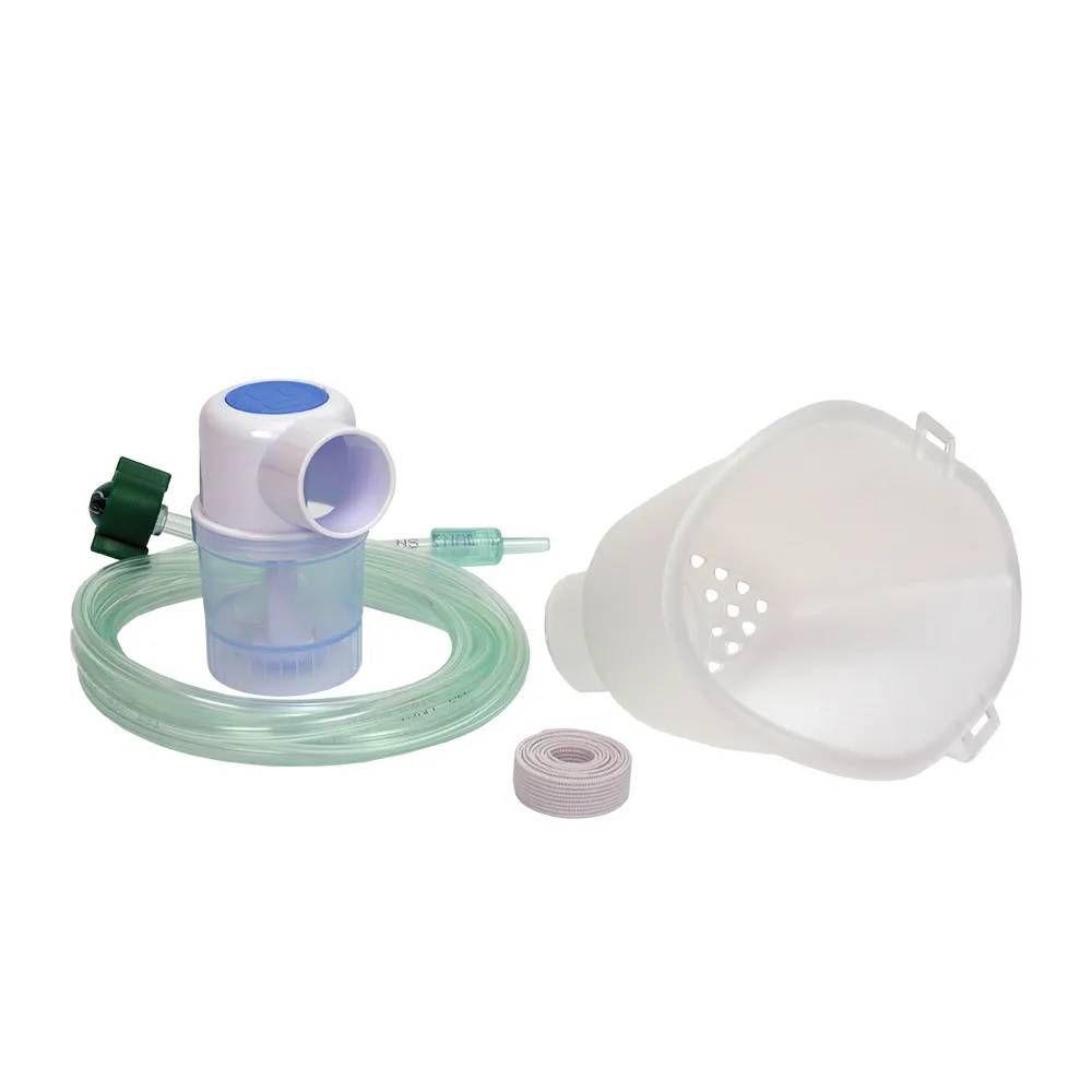 Kit Micronebulizador Oxigênio Infantil Verde (I-205 IVD) - NS