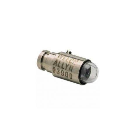 Lâmpada Halógena Para Oftalmoscópio Pocketscope e Pocket Jr Preto 03900 Welch Allyn
