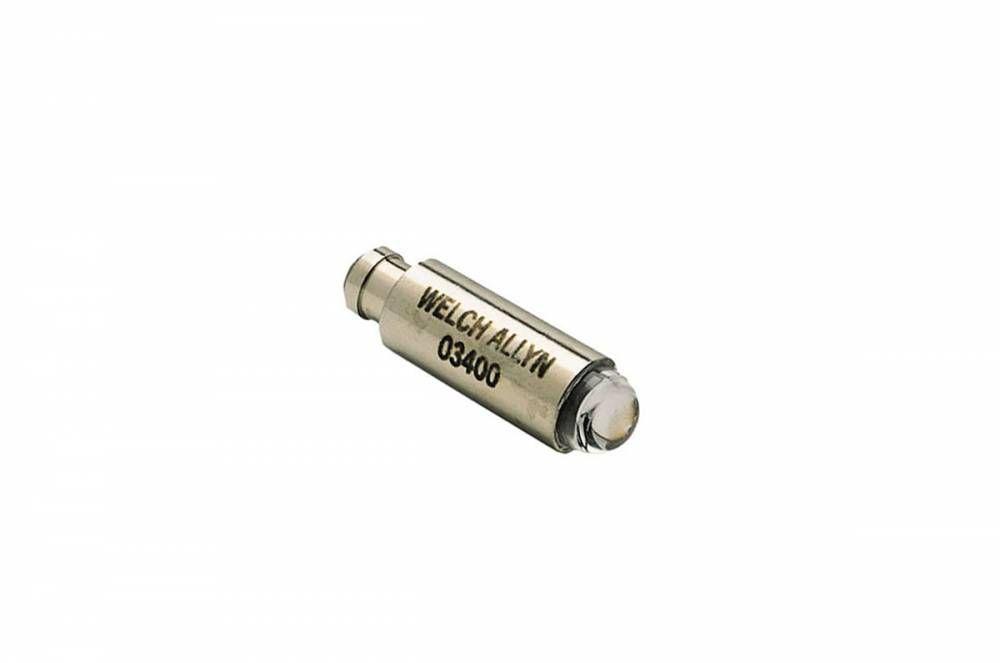 Lâmpada para Otoscópio Halógeno Pocket 03400 Welch Allyn