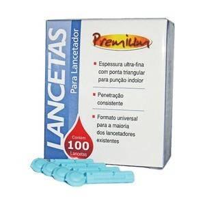 Lancetas Premium C/100 Gtech