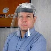 Máscara de Proteção Facial Face Shield