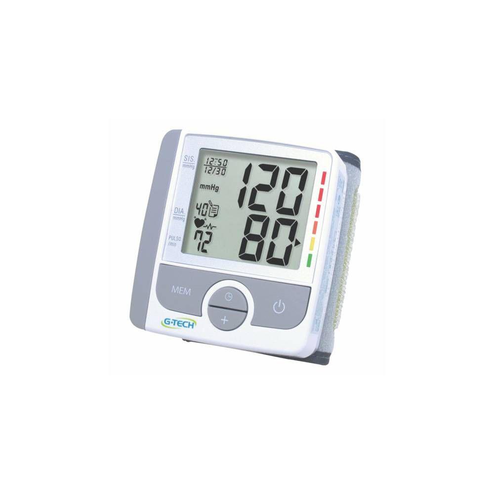 Monitor de Pressão Arterial Digital de Pulso GP300 - G-Tech