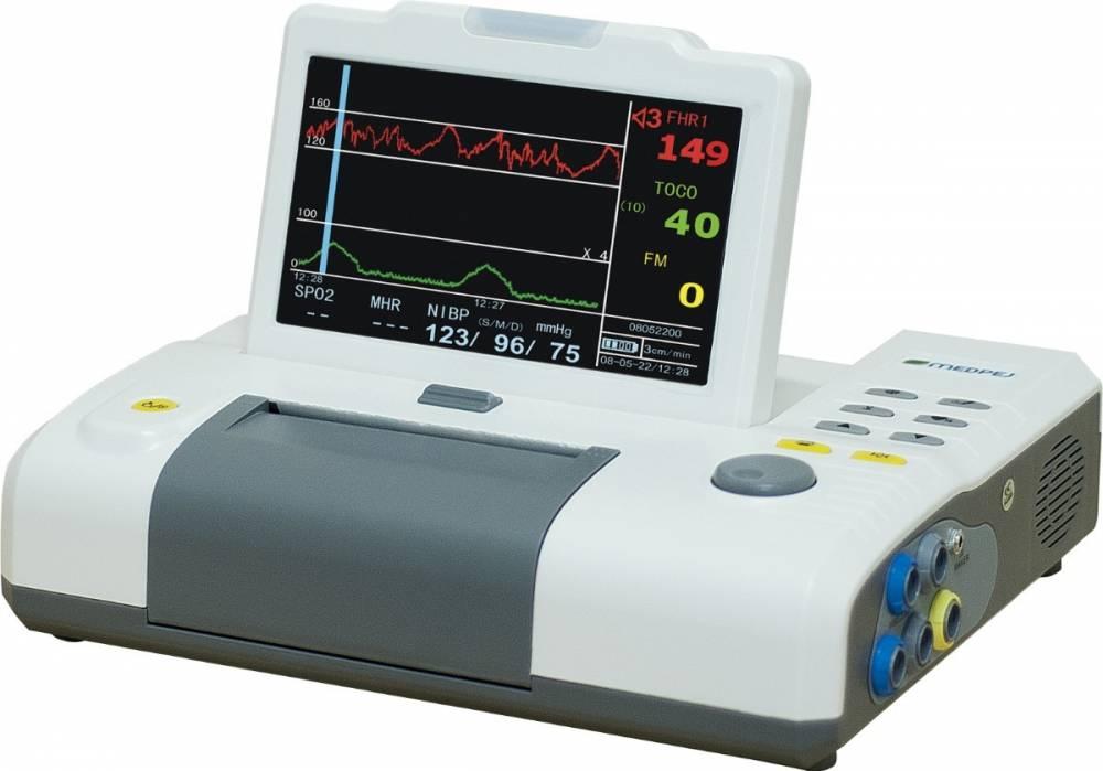 Monitor Fetal Cardiotocógrafo com Impressora MF-9100 -  Medpej