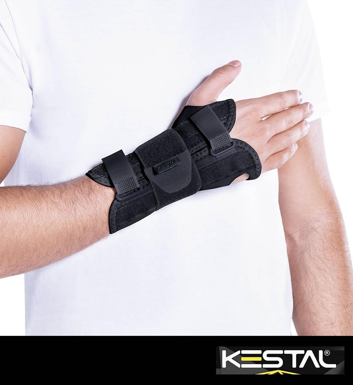 Munhequeira Com Tala e 3 Tiras Bilateral (KSN031) - Kestal