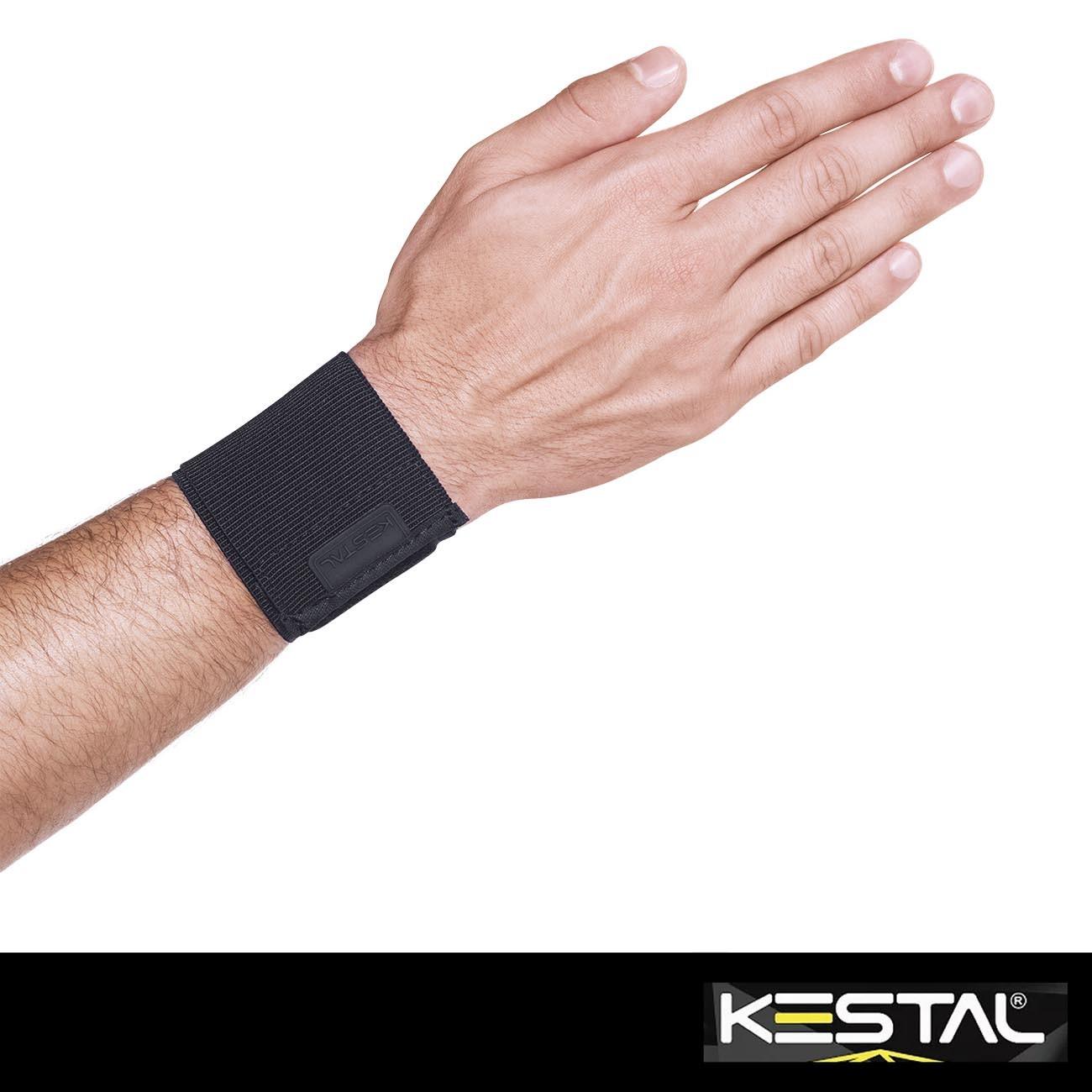 Munhequeira Elástica Ajustável PAR (KSN064) - Kestal